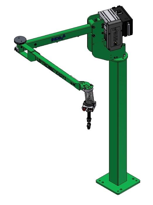 Manipulator-Liftronic-column-mounted