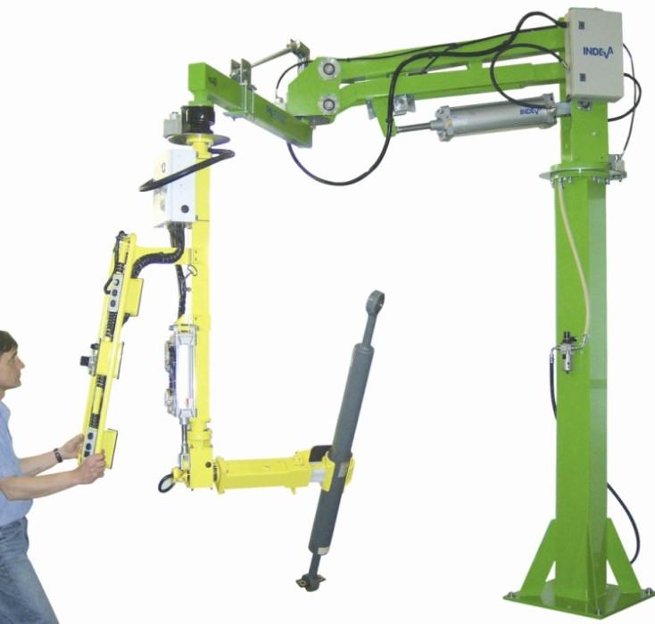 工业机械手:先进的自动平衡手工装载物搬运系统